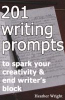 201 Writing Prompts – print edition